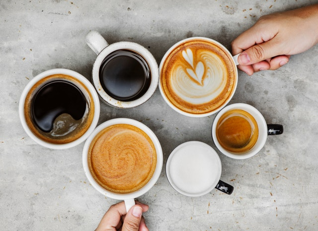 have a coffee with friends while we find cross country movers Miami