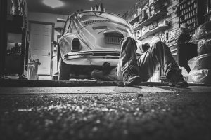 Car shipping preparation, a visit to the mechanic